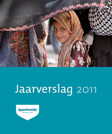Spankracht Foundation Jaarverslag 2011