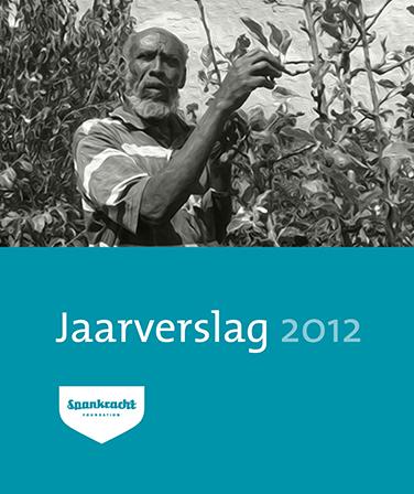 Spankracht Foundation Jaarverslag 2012