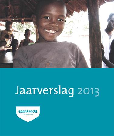 Spankracht Foundation Jaarverslag 2013