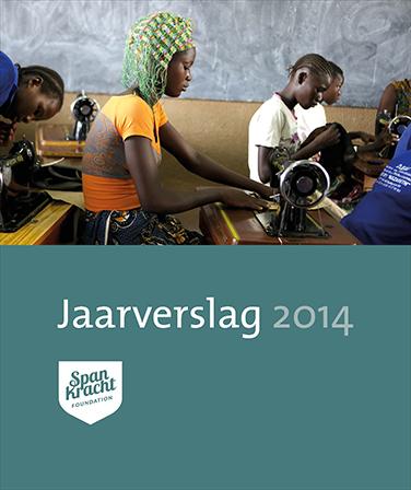 Spankracht Foundation Jaarverslag 2014